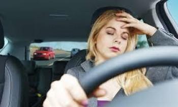 La voiture et la fatigue