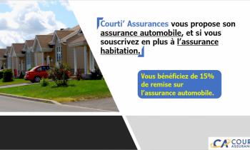 Assurance automobile et habitation